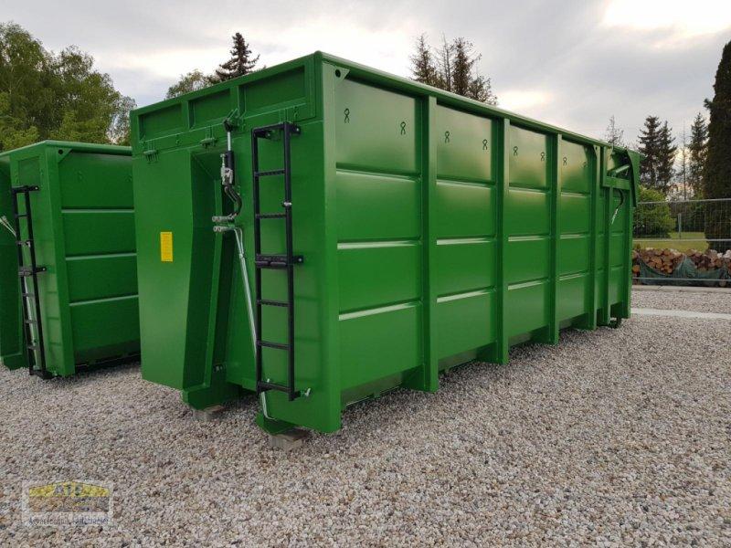 Abrollcontainer des Typs Sonstige Container AB-S 37 HVK mit Anhächselklappe, Neumaschine in Teublitz (Bild 9)