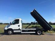 Abrollcontainer typu Sonstige Iveco Daily (48) 50C18 haakarm met laadbak, Gebrauchtmaschine w Putten