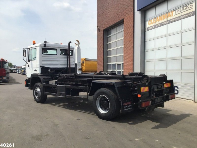Abrollcontainer typu Sonstige M.A.N. 17.232 FA 4x4 Euro 1 Manual Full steel, Gebrauchtmaschine w ANDELST (Zdjęcie 3)