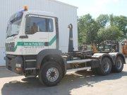 Sonstige M.A.N. TGA 26.350 6x4Haakarm Vrachtwagen Abrollcontainer