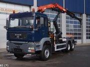 Sonstige M.A.N. TGA 26.360 6x4 Palfinger 10 ton/meter laadkraan Container mobile