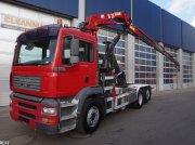Abrollcontainer a típus Sonstige M.A.N. TGA 26.360 HMF 18 ton/meter laadkraan, Gebrauchtmaschine ekkor: ANDELST