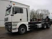 Sonstige M.A.N. TGA 26.410 6x2 Abrollcontainer