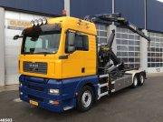 Abrollcontainer del tipo Sonstige M.A.N. TGA 26.440 Palfinger 16 ton/meter Z-kraan, Gebrauchtmaschine en ANDELST