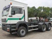 Sonstige M.A.N. TGA 33.350 6x4 Haakarm Vrachtwagen Kontener na kółkach