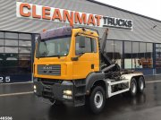 Abrollcontainer des Typs Sonstige M.A.N. TGA 33.400 6x4 Manual Full steel, Gebrauchtmaschine in ANDELST