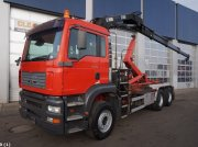Abrollcontainer tip Sonstige M.A.N. TGA 33.413 6x4 Hiab 16 ton/meter laadkraan, Gebrauchtmaschine in ANDELST
