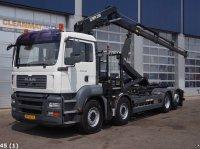 Sonstige M.A.N. TGA 35.360 Hiab 22 ton/meter laadkraan Abrollcontainer