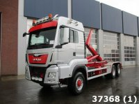 Sonstige M.A.N. TGS 33.480H 6x6 Euro 6 Container mobile
