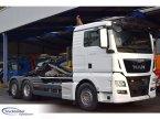 Abrollcontainer tip Sonstige M.A.N. TGX 26.480 Euro 6, 173000 km, 6x2 in Apeldoorn