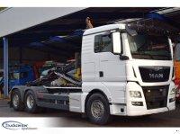 Sonstige M.A.N. TGX 26.480 Euro 6, 173000 km, 6x2 Съемный контейнер