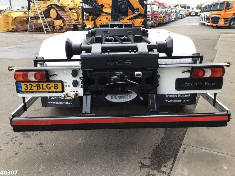 Abrollcontainer tip Sonstige Mercedes Benz ACTROS 2542 Euro 6 Effer 14 ton/meter laadkraan, Gebrauchtmaschine in ANDELST (Poză 4)