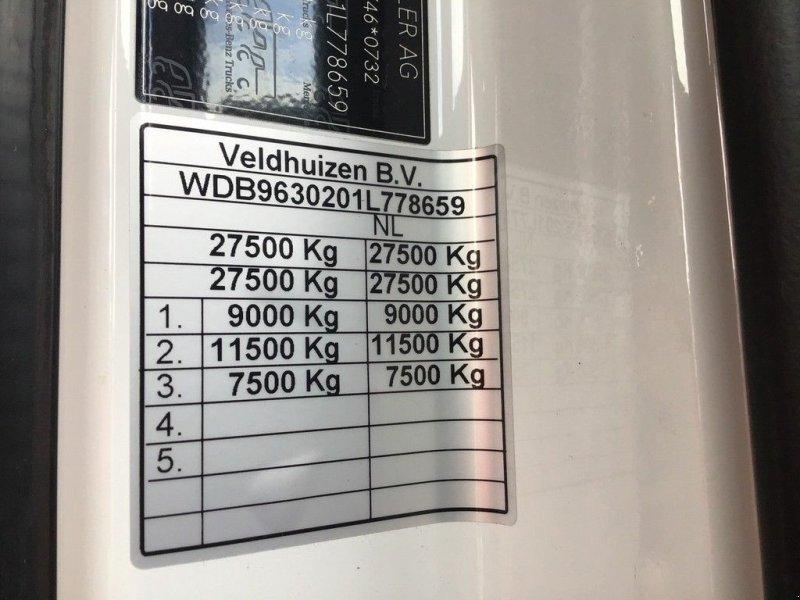 Abrollcontainer tip Sonstige Mercedes Benz ACTROS 2542 Euro 6 Effer 14 ton/meter laadkraan, Gebrauchtmaschine in ANDELST (Poză 10)