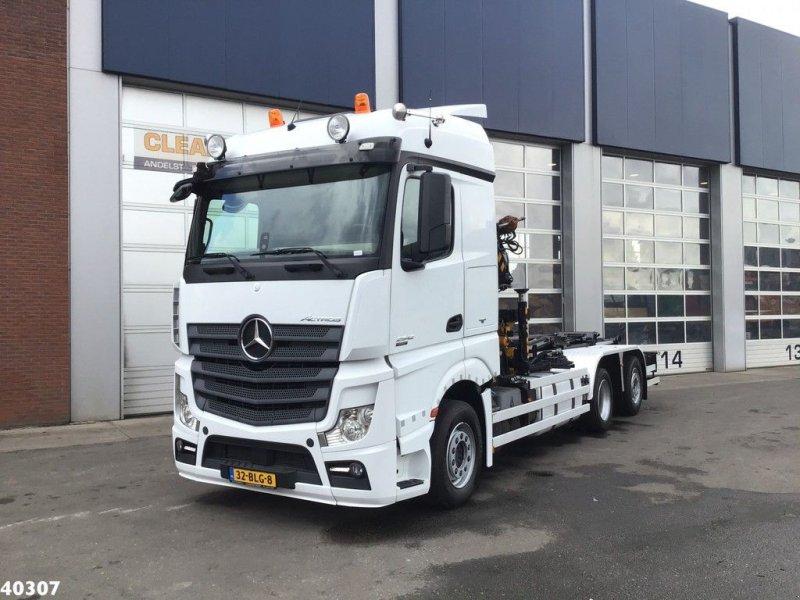 Abrollcontainer tip Sonstige Mercedes Benz ACTROS 2542 Euro 6 Effer 14 ton/meter laadkraan, Gebrauchtmaschine in ANDELST (Poză 2)