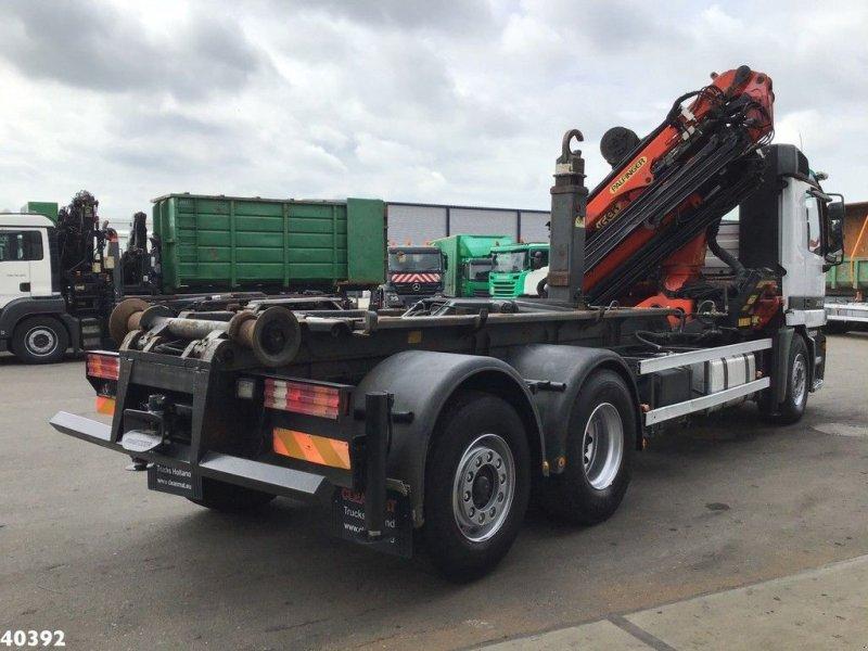 Abrollcontainer tip Sonstige Mercedes Benz Actros 2635 Palfinger 24 ton/meter + JIB, Gebrauchtmaschine in ANDELST (Poză 4)
