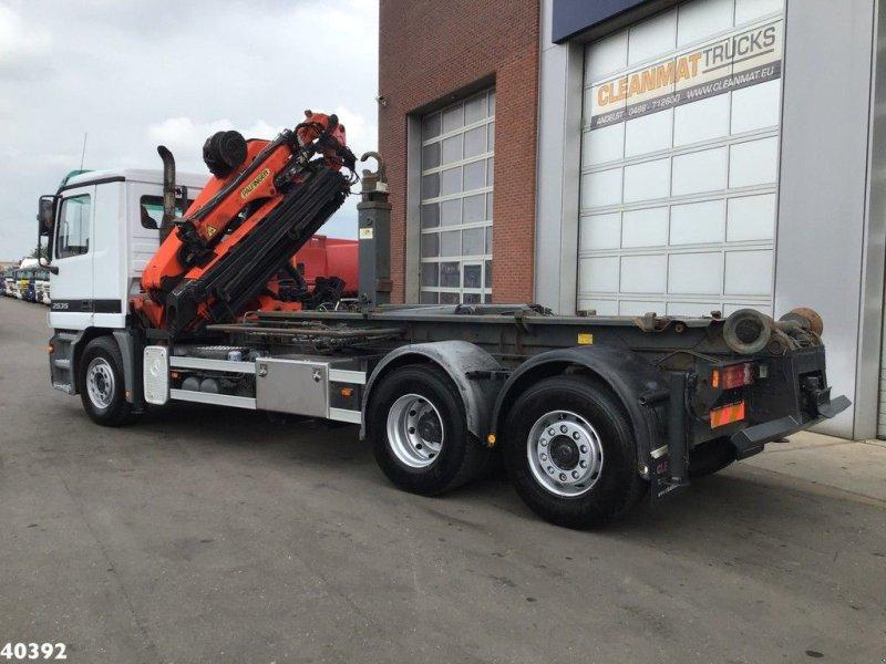 Abrollcontainer tip Sonstige Mercedes Benz Actros 2635 Palfinger 24 ton/meter + JIB, Gebrauchtmaschine in ANDELST (Poză 3)