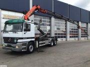 Abrollcontainer tip Sonstige Mercedes Benz Actros 2635 Palfinger 24 ton/meter + JIB, Gebrauchtmaschine in ANDELST