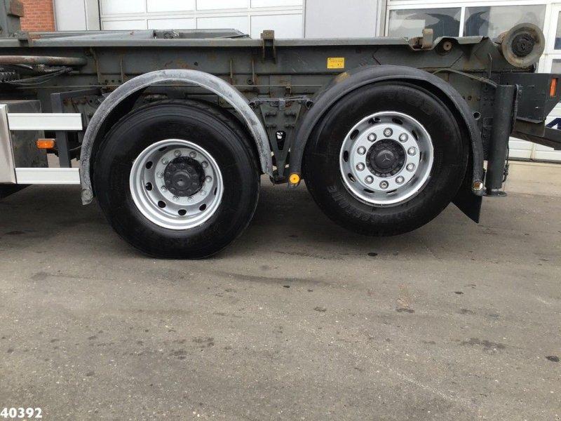Abrollcontainer tip Sonstige Mercedes Benz Actros 2635 Palfinger 24 ton/meter + JIB, Gebrauchtmaschine in ANDELST (Poză 7)