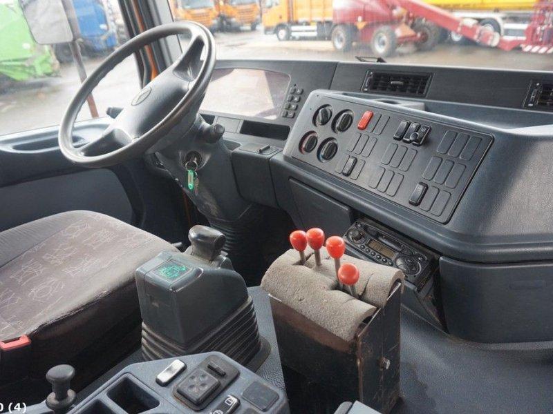 Abrollcontainer des Typs Sonstige Mercedes Benz Actros 2640 6x4 Atlas 16 ton/meter laadkraan, Gebrauchtmaschine in ANDELST (Bild 9)