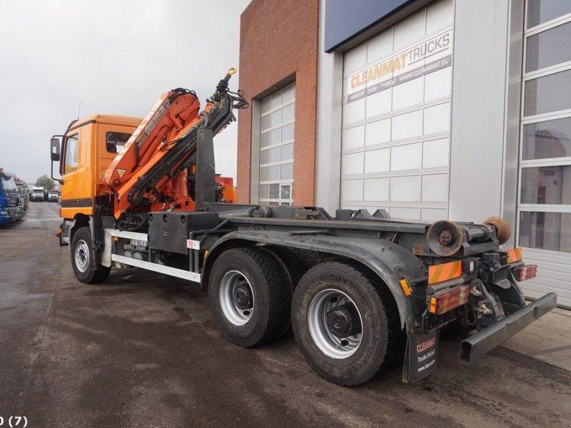 Abrollcontainer des Typs Sonstige Mercedes Benz Actros 2640 6x4 Atlas 16 ton/meter laadkraan, Gebrauchtmaschine in ANDELST (Bild 2)
