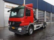 Abrollcontainer des Typs Sonstige Mercedes Benz ACTROS 2644 6x4 Euro 5, Gebrauchtmaschine in ANDELST