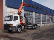 Sonstige Mercedes Benz Atego 2628 Palfinger 27 ton/meter laadkraan + Jib gurítható konténer