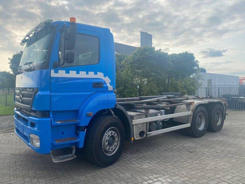 Abrollcontainer типа Sonstige Mercedes Benz Axor 2635, Gebrauchtmaschine в Roosendaal (Фотография 1)