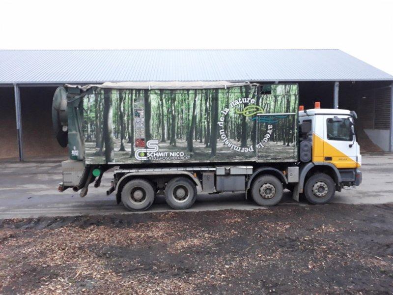 Abrollcontainer des Typs Sonstige Pumpcontainer, Gebrauchtmaschine in Goeblange (Bild 1)