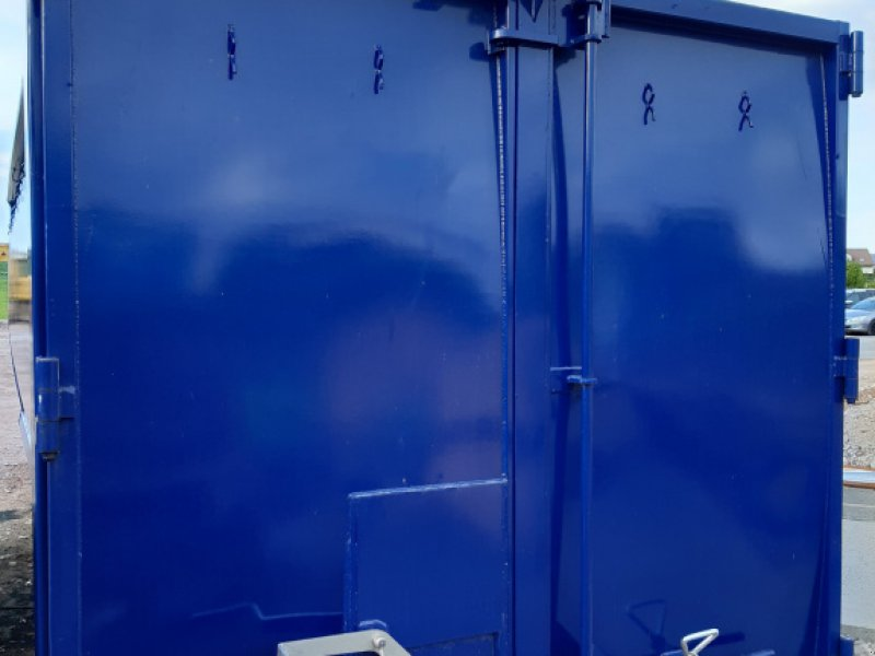 Abrollcontainer des Typs Sonstige Volumencontainer 6,5*2,4*2,3 Kornschieber, Gebrauchtmaschine in Emskirchen (Bild 3)