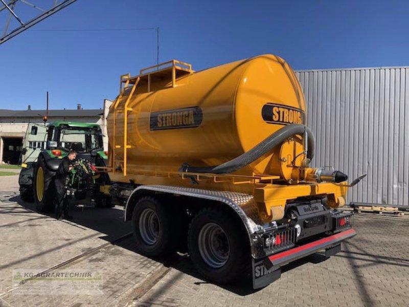 Abrollcontainer des Typs Stronga Supertanka Faßaufbau Hakenlift Wasserfaß Vakuumfaß, Neumaschine in Langensendelbach (Bild 1)