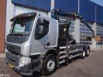 Abrollcontainer des Typs Volvo FE 280 Palfinger 15 ton/meter Z-kraan Euro 6 ekkor: ANDELST