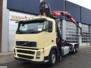 Abrollcontainer des Typs Volvo FH 12.480 6x4 Palfinger 16 ton/meter Z-kraan, Gebrauchtmaschine in ANDELST