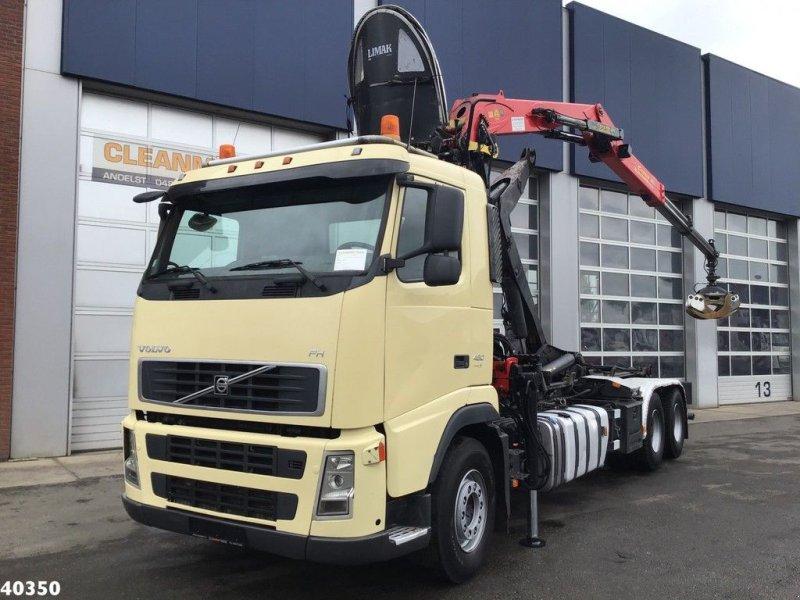 Bild Volvo FH 12.480 6x4 Palfinger 16 ton/meter Z-kraan