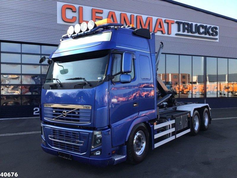 Abrollcontainer типа Volvo FH 16.700 6x4, Gebrauchtmaschine в ANDELST (Фотография 1)