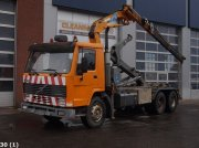 Volvo FL 10 6x4 with big gearbox and axles Abrollcontainer