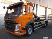 Volvo FM 11 410 6x2 EURO 6 Съемный контейнер