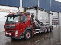 Volvo FM 420 8x2 Euro 5 Abrollcontainer