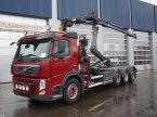 Abrollcontainer a típus Volvo FM 420 8x2 Euro 5 ekkor: ANDELST