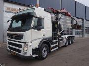 Volvo FM 420 8x4 Palfinger 17 ton/meter Z-kraan Pojazdný kontajner