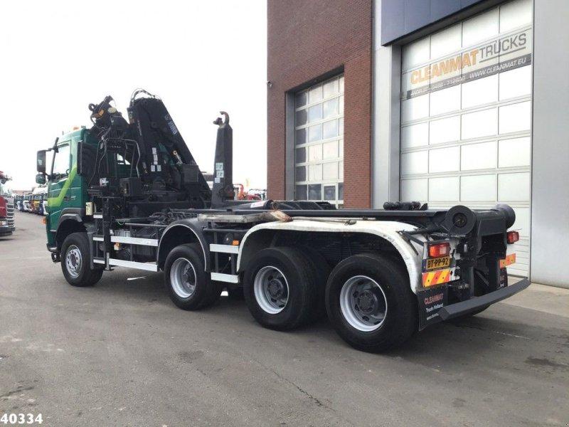 Abrollcontainer a típus Volvo FM 440 8x6 Hiab 16 ton/meter laadkraan, Gebrauchtmaschine ekkor: ANDELST (Kép 2)