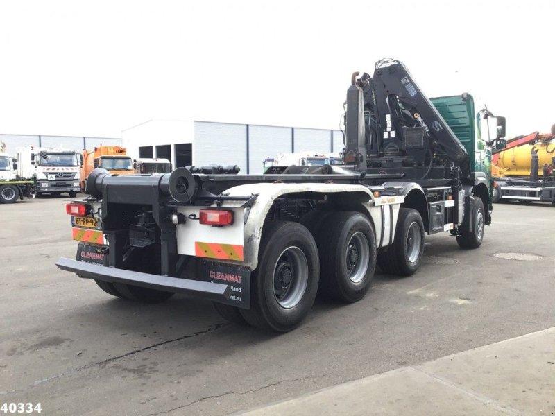 Abrollcontainer a típus Volvo FM 440 8x6 Hiab 16 ton/meter laadkraan, Gebrauchtmaschine ekkor: ANDELST (Kép 3)