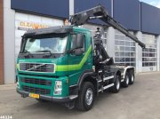 Abrollcontainer del tipo Volvo FM 440 8x6 Hiab 16 ton/meter laadkraan, Gebrauchtmaschine en ANDELST