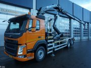 Volvo FM 440 HMF 23 ton/meter laadkraan Съемный контейнер