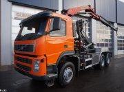 Volvo FM 9.300 6x6 Palfinger 12 t/m Just 108.477 km! Abrollcontainer