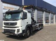 Abrollcontainer des Typs Volvo FMX 450 8x4 Palfinger 33 ton/meter laadkraan, Gebrauchtmaschine in ANDELST