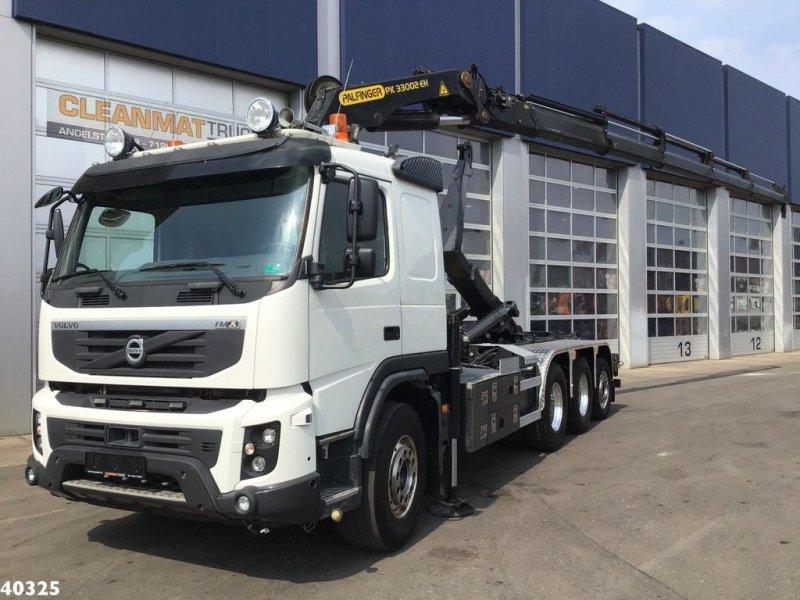 Bild Volvo FMX 450 8x4 Palfinger 33 ton/meter laadkraan