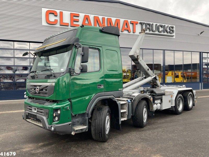 Abrollcontainer tipa Volvo FMX 500 Meiller 30 ton's haakarmsysteem, Gebrauchtmaschine u ANDELST (Slika 1)