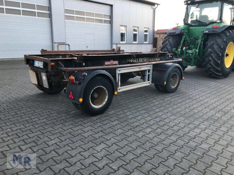 Abrollcontainer des Typs Wellmeyer 16to Interne Nr. 3538, Gebrauchtmaschine in Greven (Bild 3)