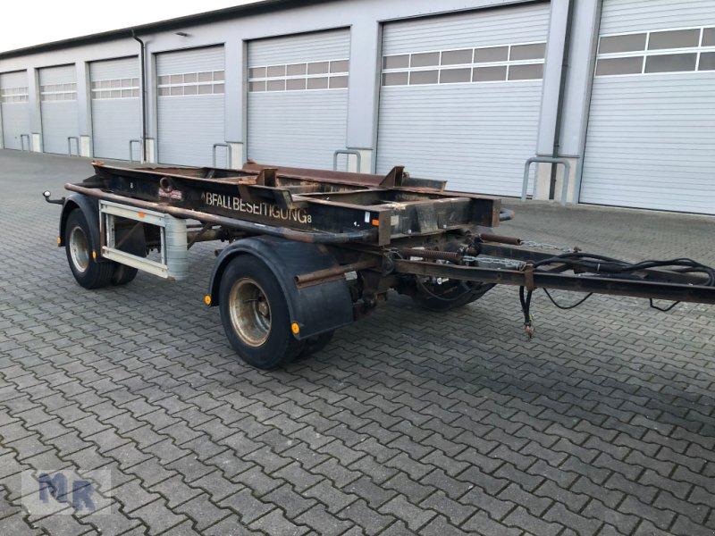 Abrollcontainer des Typs Wellmeyer 16to Interne Nr. 3538, Gebrauchtmaschine in Greven (Bild 1)