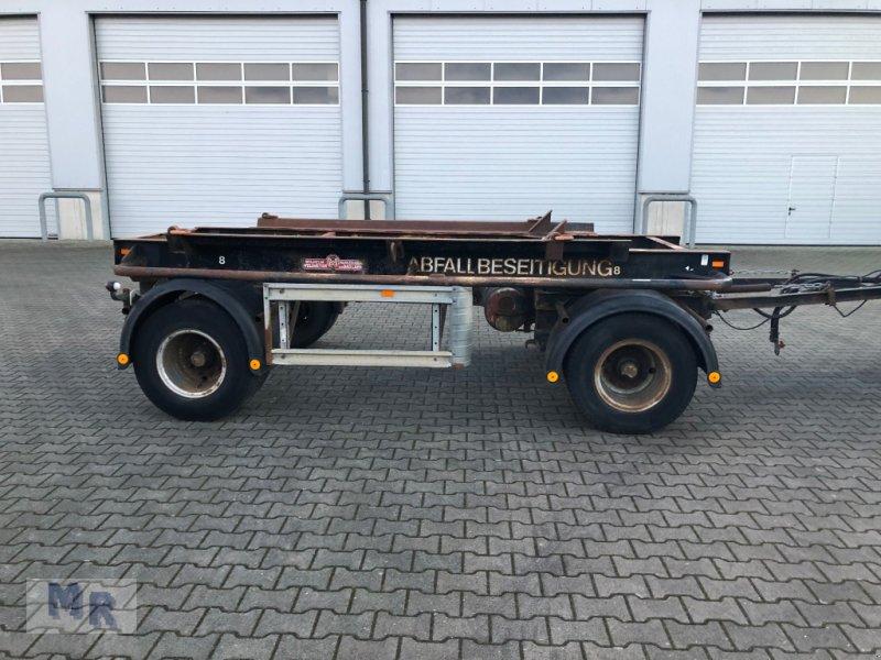 Abrollcontainer des Typs Wellmeyer 16to Interne Nr. 3538, Gebrauchtmaschine in Greven (Bild 2)